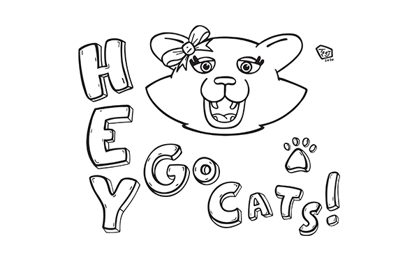 TK coloring page