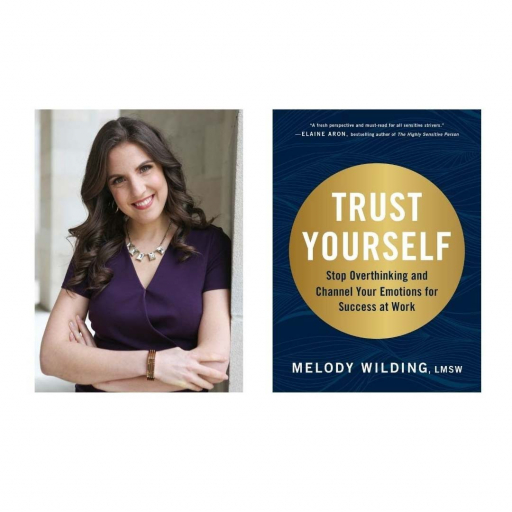 ALC Webinar: Trust Yourself: Stop Overthinking and Channel Your Emotions for Success at Work at 11 a.m. CT
