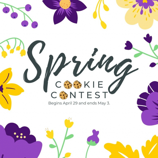 Spring Cookie Decorating Event