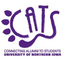 CATS logo (Connecting Alumni to Students)