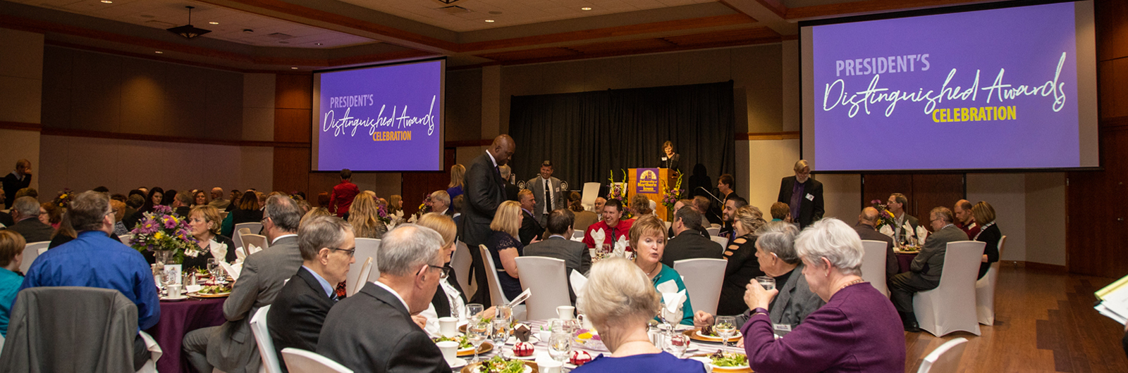 President's Distinguished Awards Celebration