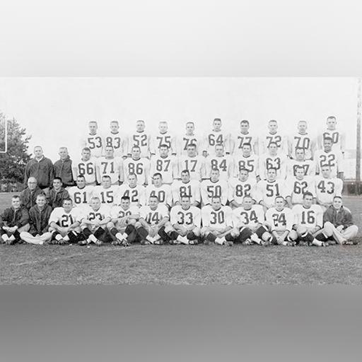 1960 UNI football team
