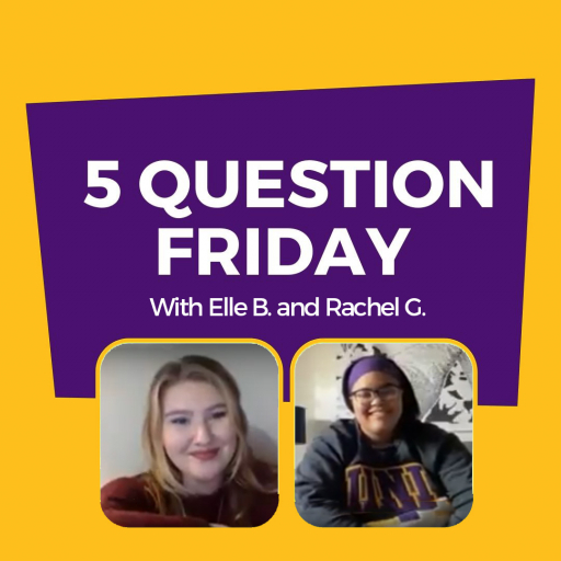 5 Question Friday with Elle Boeding and Rachel Greene