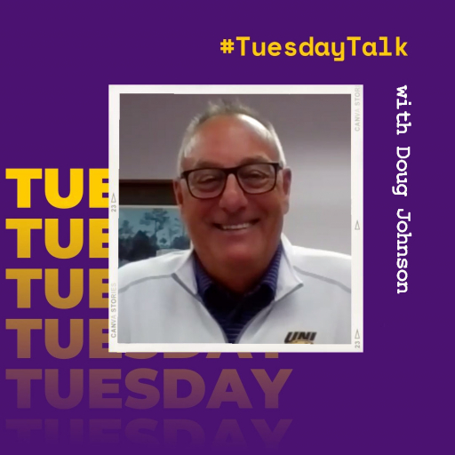 Tuesday Talk with Doug Johnson, Director of the UNI Bookstore
