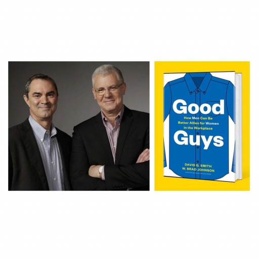 ALC WEBINAR - Good Guys: How Men Can Be Better Allies for Women in the Workplace April 21st at 11 a.m. CT