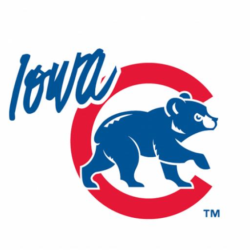 Iowa Cubs Alternate Logo