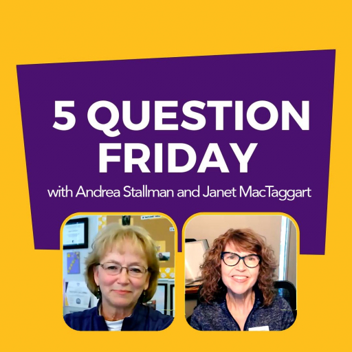 #FiveQuestionFriday with Residence Hall Secretaries Andrea Stallman and Janet MacTaggart