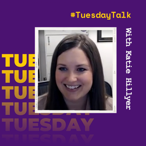 Tuesday Talk with Katie Hillyer